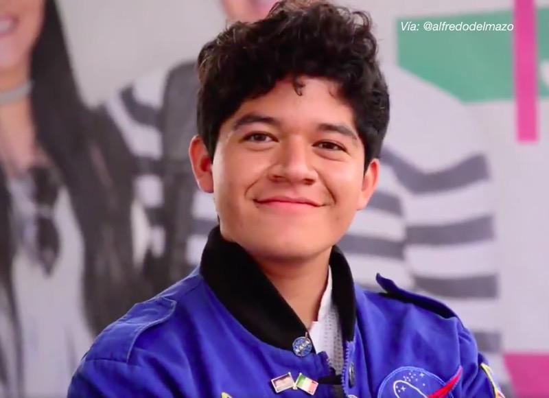 6 jóvenes destacados, orgullosamente mexicanos - jonathan-sainchez-nasa