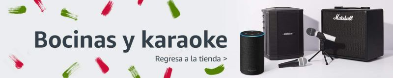 Prepara todo para dar el grito con ayuda de Amazon Prime - karaoke