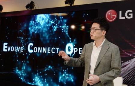 LG inicia en el IFA 2019 con conferencia magistral sobre la evolución de la Inteligencia Artificial