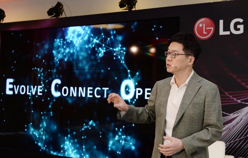 LG inicia en el IFA 2019 con conferencia magistral sobre la evolución de la Inteligencia Artificial - lg-future-talk_1