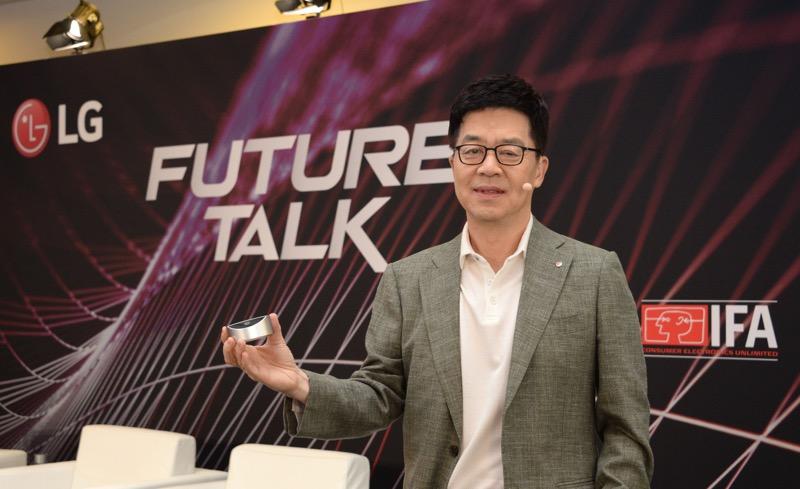 LG inicia en el IFA 2019 con conferencia magistral sobre la evolución de la Inteligencia Artificial - lg-future-talk_3