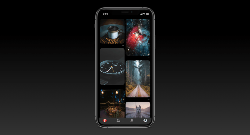 Pinterest lanza modo noche - modo-noche-de-pinterest-800x433