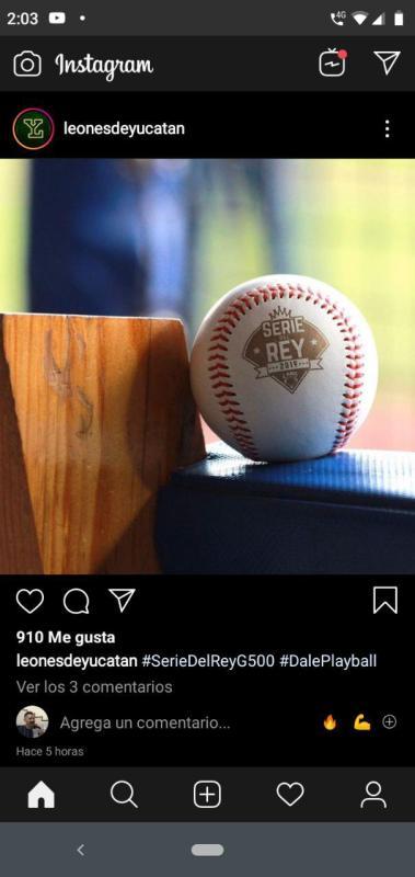 Instagram para Android añade modo oscuro en su más reciente versión de pruebas - photo_2019-09-25_14-18-29-379x800