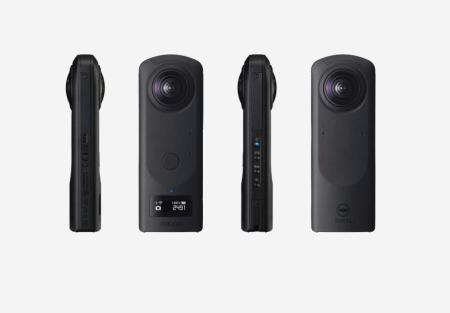 Nueva cámara Ricoh Theta Z1, captura la vida en 360°