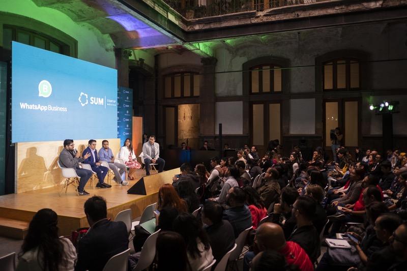 WhatsApp y Startup México forman alianza para entrenar a la comunidad emprendedora del país - whatsapp-startup-mexico-800x533