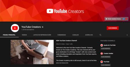YouTube anuncia nuevos criterios para la verificación de canales