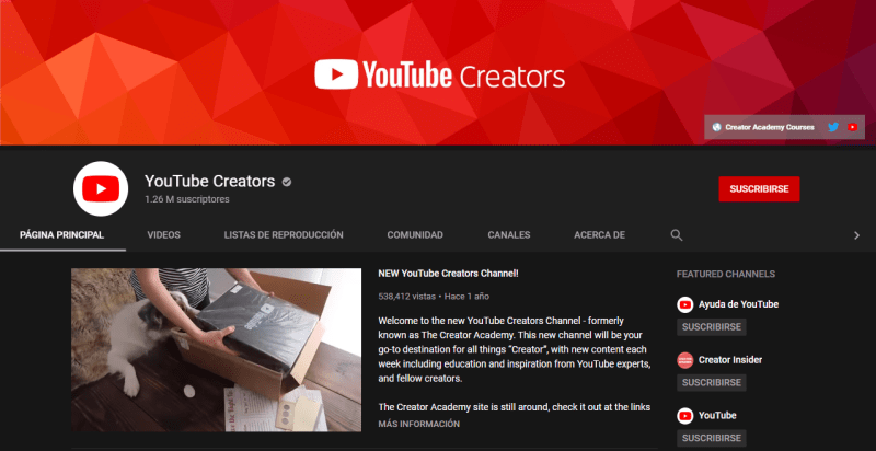 YouTube anuncia nuevos criterios para la verificación de canales - youtube-verified-accounts