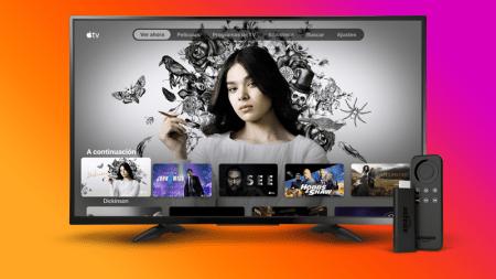 La app de Apple TV ¡ya disponible en Fire TV!
