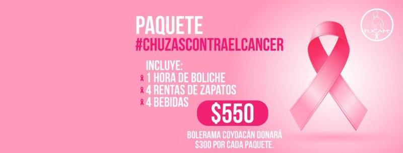 Bolerama invita a que te sumes a Chuzas contra el Cáncer - bolerama-torneo-chuzas-contra-el-cancer_1-800x305