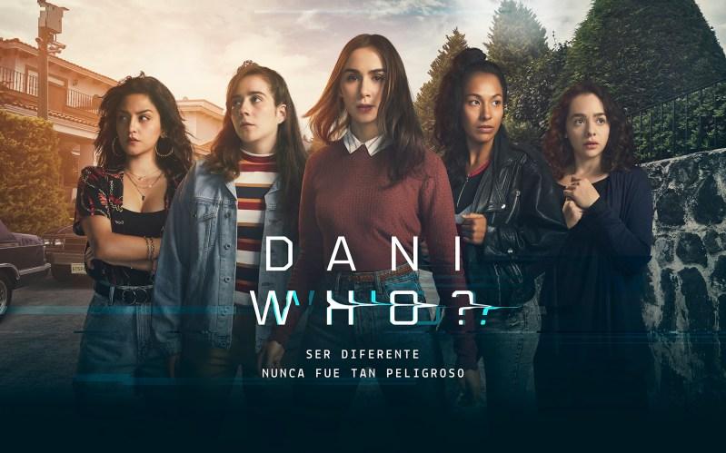 Serie Dani Who?, la primera producción original de Paramount channel - dani-who