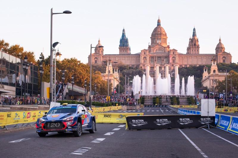 Hyundai se prepara para enfrentar las superficies mixtas del Rally de España - hyundai-rally-de-espancc83a