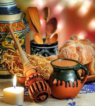 Leche, chocolate y pan de muerto los más pedido en Rappi