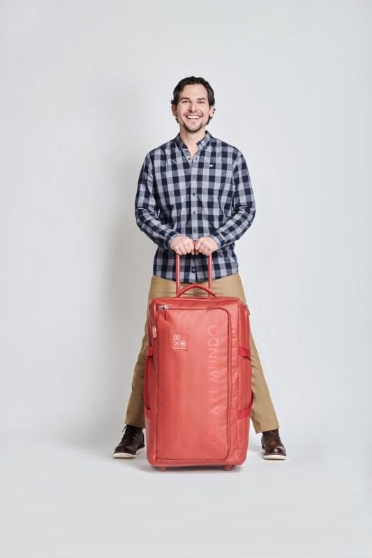 Cloe y Alan x el Mundo se unen para crear la colección de equipaje: Oe x El Mundo - maleta_oe-x-el-mundo_cloe_cloe_4