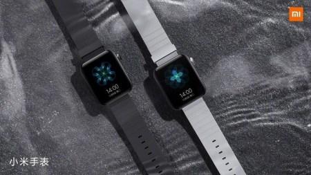 Con el Mi Watch, Xiaomi se pone seria en el terreno de los smartwatch
