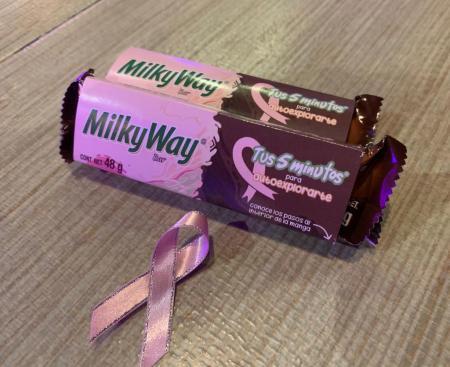 Milky Way se solidariza con la detección oportuna del cáncer de mama en México