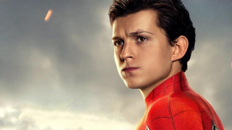 Tom Holland fue el héroe que regresó a Spider-Man al UCM - spider-man-tom-holland-hero