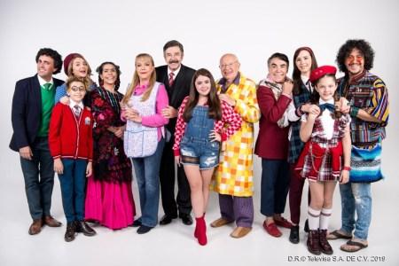 Estreno de la tercera temporada «Una familia de Diez»