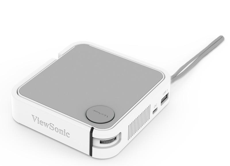 ViewSonic presenta M1 Mini, nuevo proyector LED compacto y con altavoz JBL - viewsonic_m1_mini-800x576