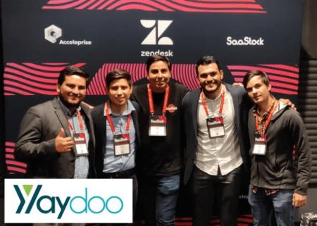 Yaydoo galardonado en SaaStock West Coast 2019