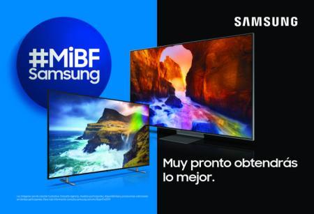 Samsung en el Buen Fin ¡con descuentos de hasta el 60%!
