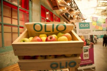La app OLIO alcanza los 100,000 usuarios en México