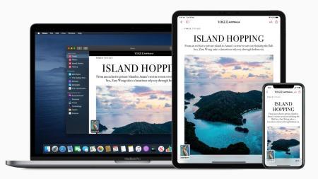 Apple considera agrupar sus servicios Music, TV+ y News en una sola oferta