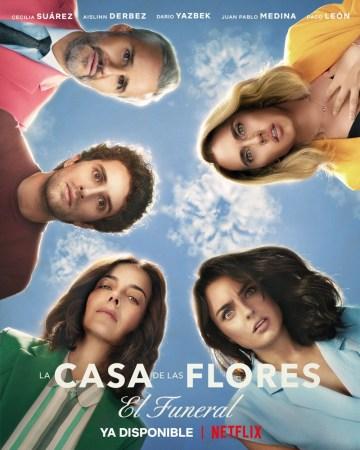 La casa de las flores presenta: «El funeral» ¡ya está disponible en Netflix!