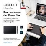 Wacom en el Buen Fin ¡conoce sus promociones!