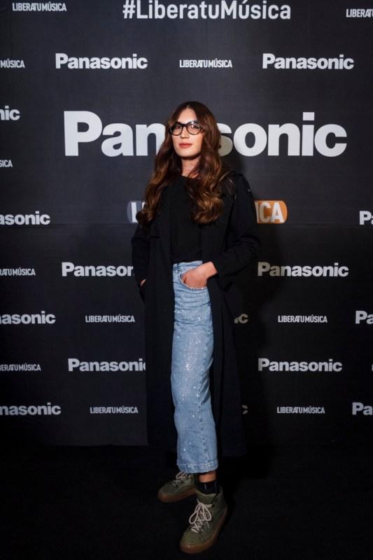 "Pasarela ""Libera tu música"" de Panasonic rompe la barrera entre los gadgets y la moda - libera-tu-musica-panasonic_7"