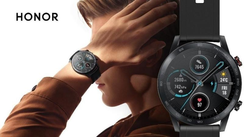 HONOR MagicWatch 2: smartwatch con batería de 14 días de duración - magic-watch-honor-800x450