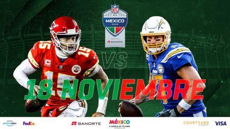 NFL da a conocer el protocolos de seguridad para el ingreso al Estadio Azteca