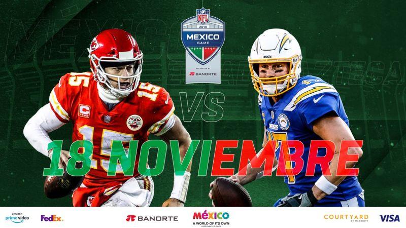 NFL da a conocer el protocolos de seguridad para el ingreso al Estadio Azteca - nfl-mexico