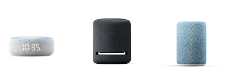 Nueva línea de dispositivos Echo ¡Ya disponibles en México! - nueva-linea-echo-2019