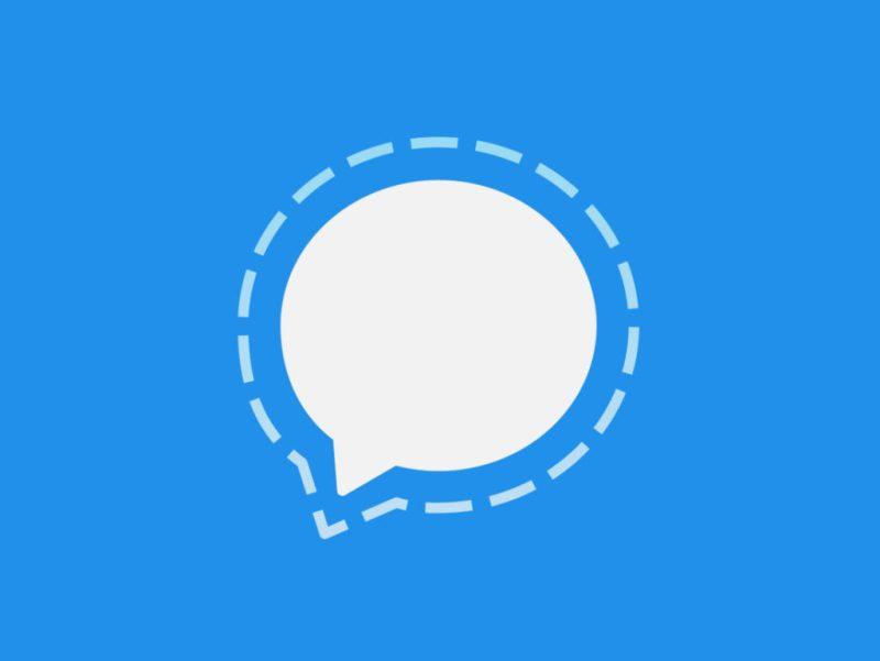 Signal, la principal aplicación de mensajería en las grandes ligas de deportes - signal-app-logo