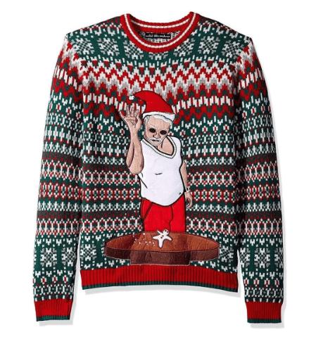 Los ugly sweaters más ugly para tu reunión Godínez - ugly_sweaters_bacalao-salt-bae