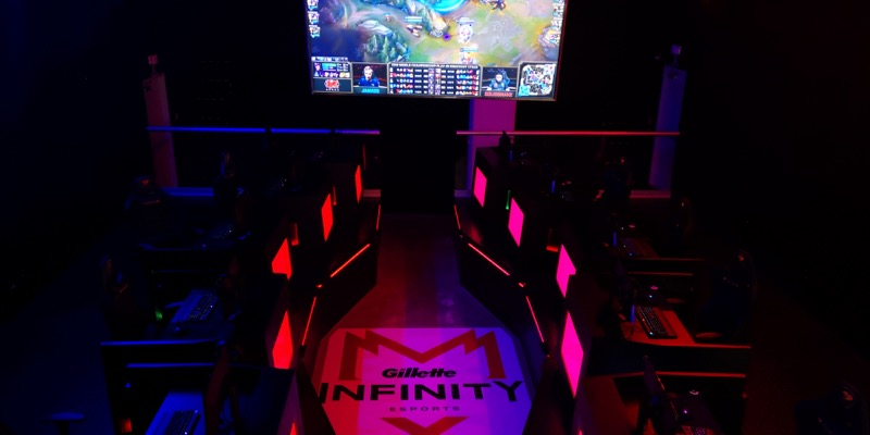 Infinity Esports inaugura su primer Gaming & Training Center - infinity-esports-gaming-training-center_1