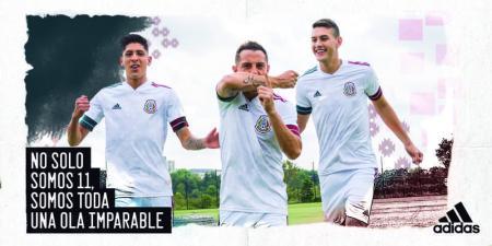 adidas presenta el nuevo uniforme de la Selección Nacional de México