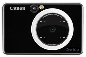Canon lanza nuevas cámaras instantáneas: Zoemini S y Zoemini C - zoemini-s