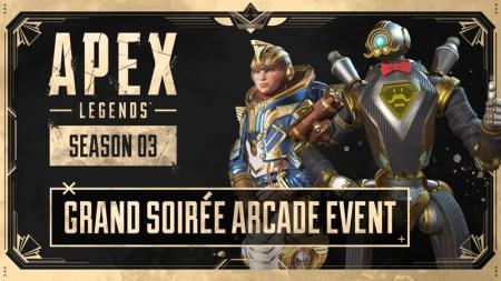 Apex Legends será el anfitrión del evento Grand Soirée Arcade con 7 Modos rotativos de tiempo limitado