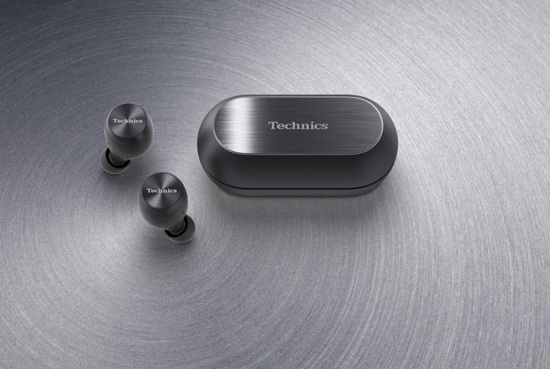 Panasonic CES 2020: Audífonos true-wireless, altavoz para gamers y televisor OLED diseñado en Hollywood - audifonos-technics-eah-az70w-800x537