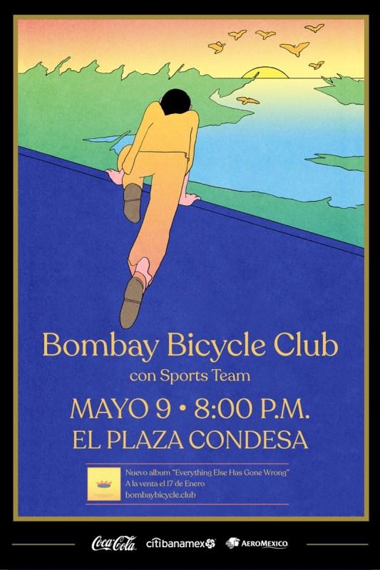 Bombay Bicycle Club llegará a México - bombay-533x800
