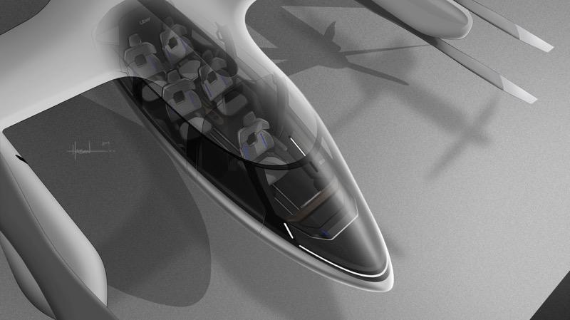 CES 2020: Hyundai y Uber anuncian su alianza y lanzan un nuevo modelo de taxi aéreo - ces-2020-hyundai-y-uber-taxi-aereo_2