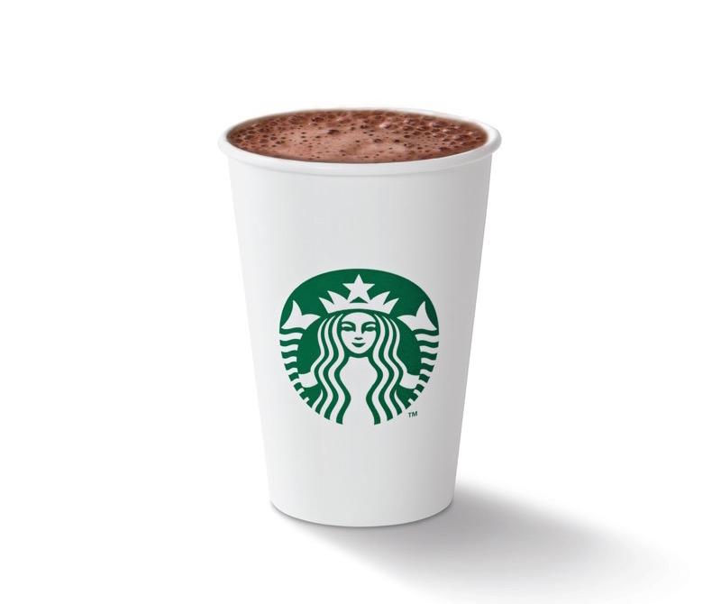Las 10 bebidas originales de Starbucks ¡que tienes que probar! - chocolate-mexicano-starbucks-800x670