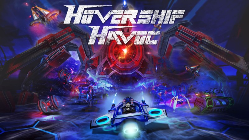 ¡Hovership Havoc llega a Xbox One! - hovership-havoc-800x450