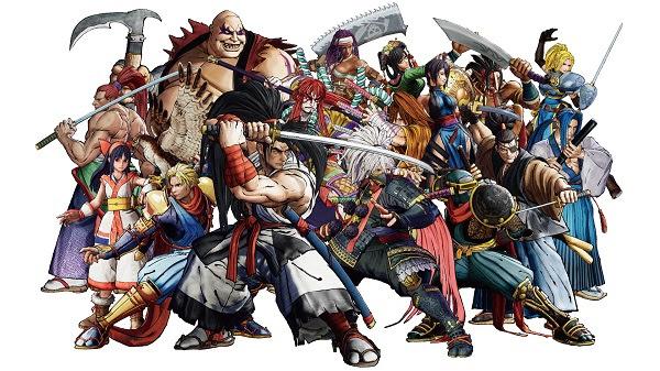 El juego SAMURAI SHODOWN se lanzará en Nintendo Switch el 25 de febrero - juego-de-lucha-samurai-shodown