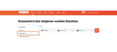 KAYAK lanza «Trip Builder» herramienta que calcula las rutas más baratas entre varias ciudades