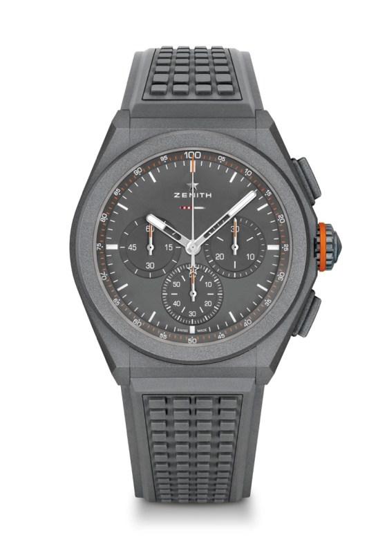 Crean Land Rover y Zenith reloj edición especial para conmemorar al Defender - land-rover-zenith-defy-21-watch