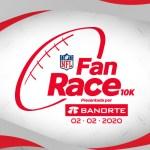 NFL Fan Race 2020, carrera que se realizará de manera simultánea en CDMX y Monterrey
