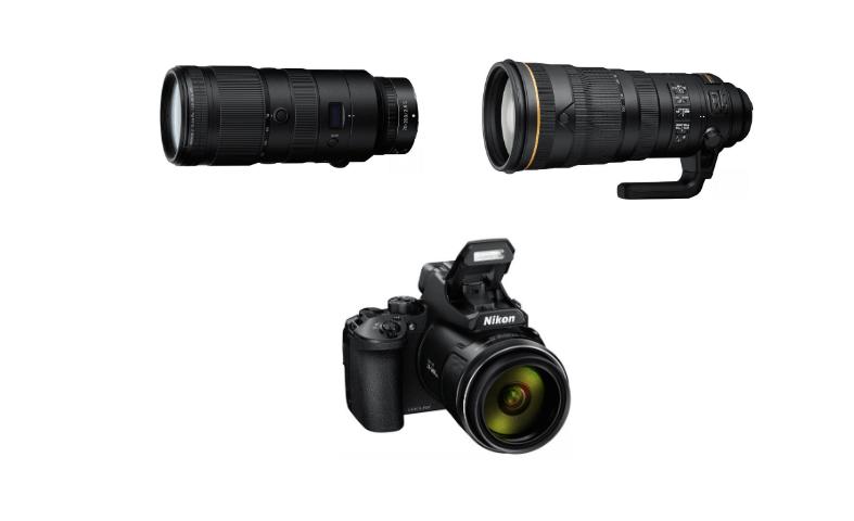 Nikon lanza productos innovadores de montura Z, montura F y Coolpix - nikon-montura-coolpix