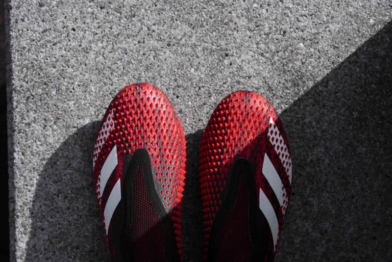 Predator 20 Mutator, el primer calzado en incorporar DEMONSKIN de Adidas - predator-20-mutator-7-800x534